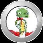 boton circular