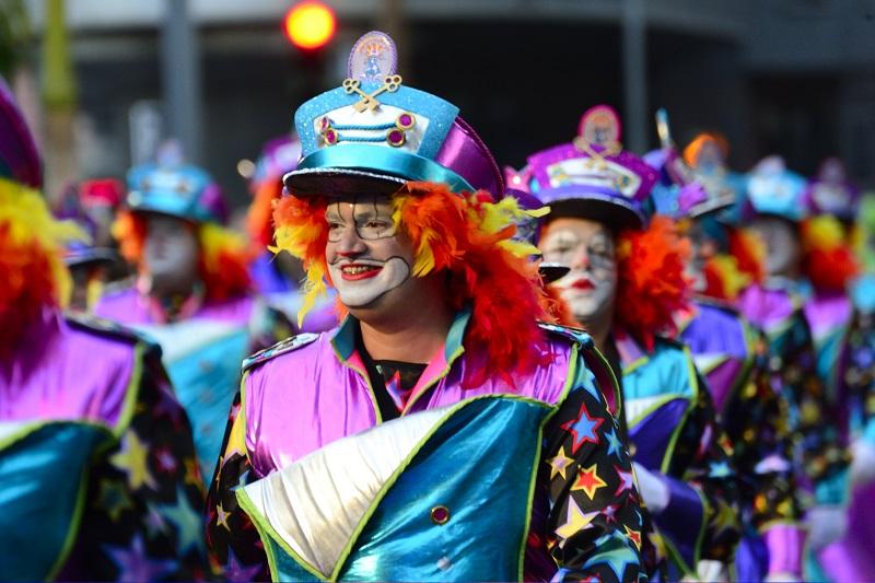 Los grupos del Carnaval chicharreros conocerán el día 17 su orden de participación en los concursos