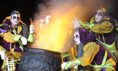 Resultado de imagen de murgas carnaval 2017 tenerife